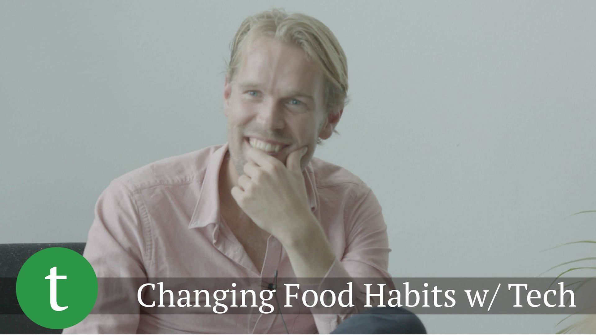 Changing Food Habits with Technology