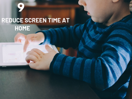 9 Ways to Reduce Screen Time at Home