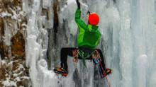 Corso di arrampicata su cascate di ghiaccio 21-24 febbraio (Alpi) e 29 febbraio-1 marzo 2020 (Gran S