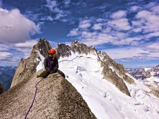 Corso A3 Perfezionamento Alpinismo Alta montagna, Monte Bianco - Chamonix 5-10 agosto2017