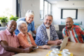 Group of elderly smiling AdobeStock_1758