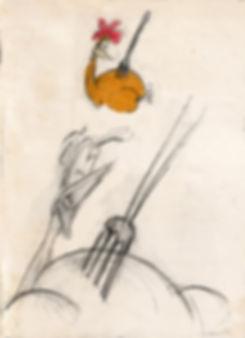 Sketch_chiken