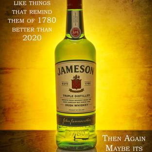 Jameson 2020 Concept Advertisement