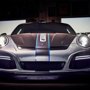 Porsche Gt Street R