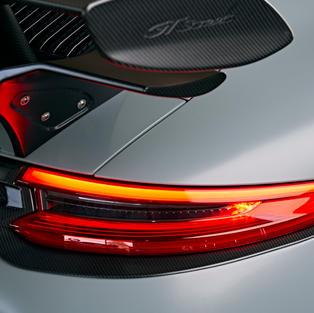 Porsche Gt Street R Detail Shot