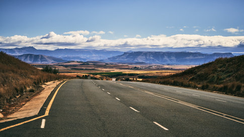 Somewhere near the Free State/Eastern Cape Border