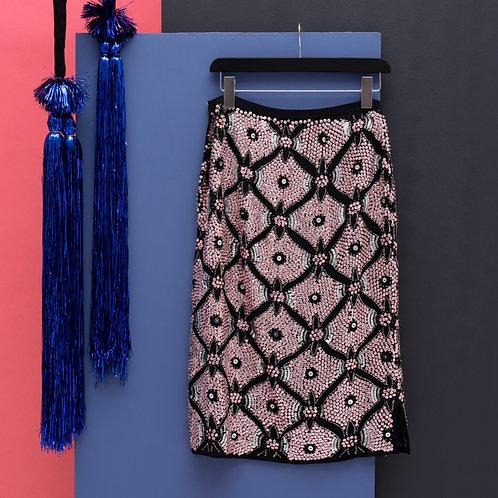 Lets Dance Sequin Skirt