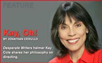 Kay Cole header