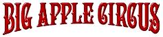 Big Appple Circus logo