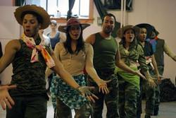 NYMF Under Fire Choreographer