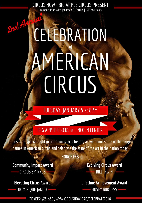 American Circus Award