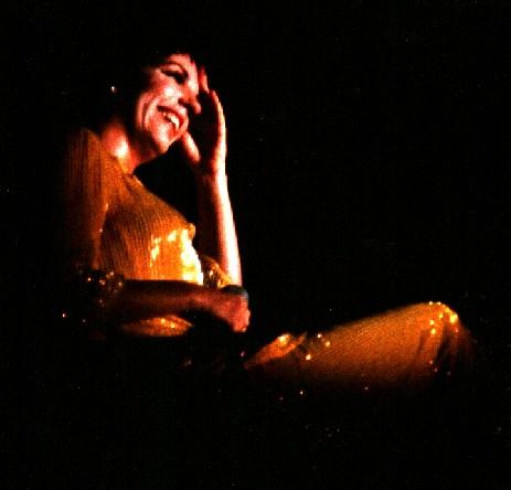 Liza in Boston 1983