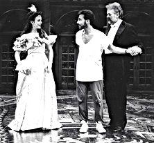 Melissa Errico & Jonathan, Broadway Anna Karenina