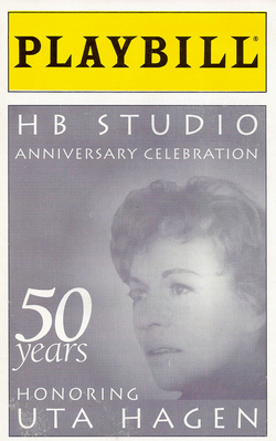 50 Years Honoring Uta Hagen