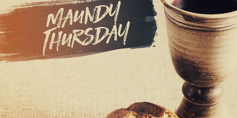 Maunday Thursday - SederMeal