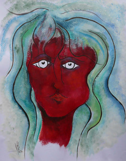 autoportrait 2