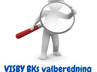Visby BK´s valberedning behöver din hjälp!