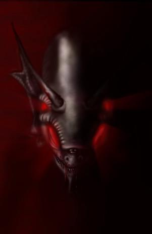 The Vampyre (Head)