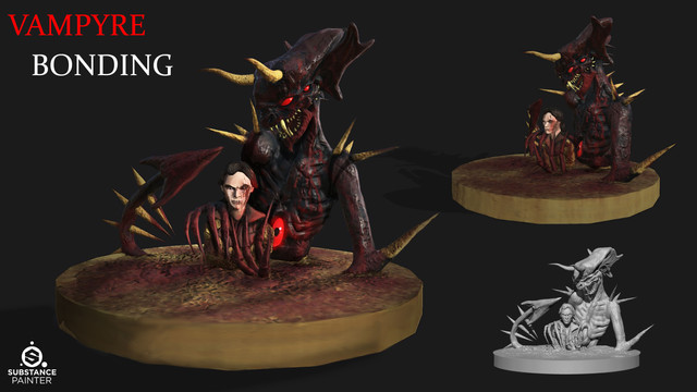 Vampyre Bonding