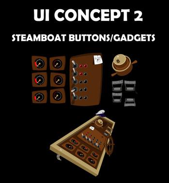 Control Panel UI