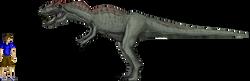 sAllosaurus