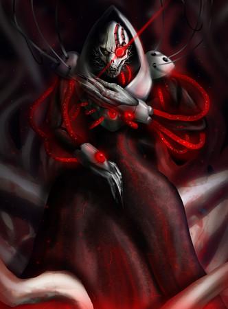 Space Dracula Concept Art (Body)