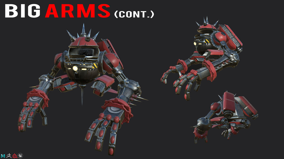 Big Arms