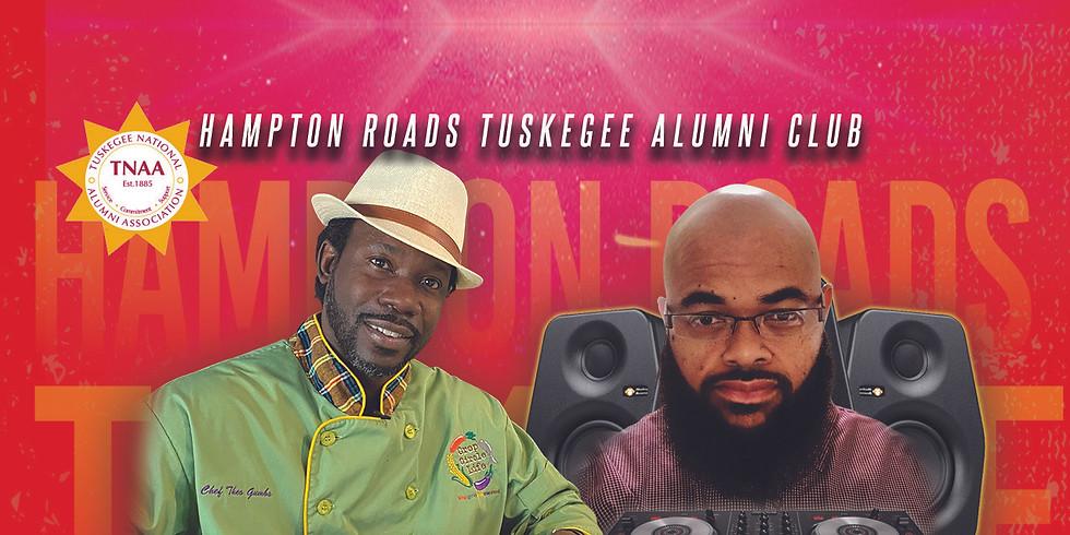 Hampton Roads Tuskegee Alumni Club Virtual Cooking Scholarship Fundraiser