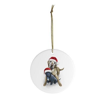 Dexter & Luka - Ornament