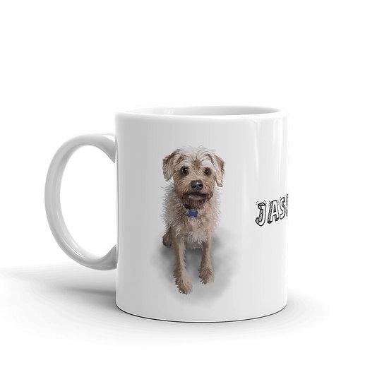 Jasper - Pup Mug