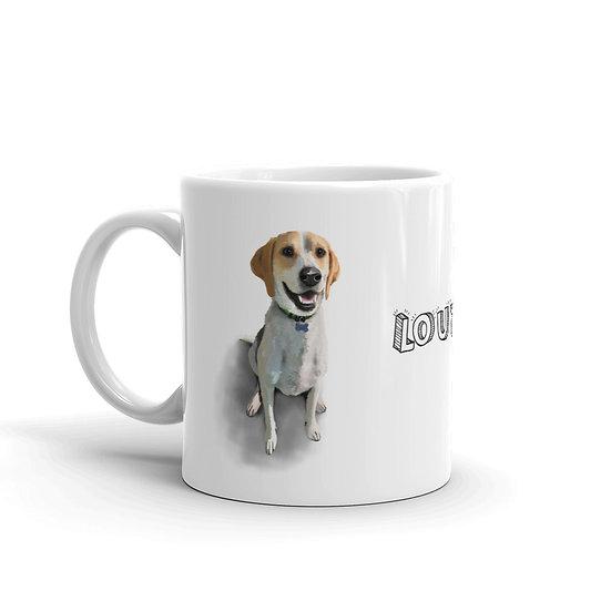 Loutro - Pup Mug