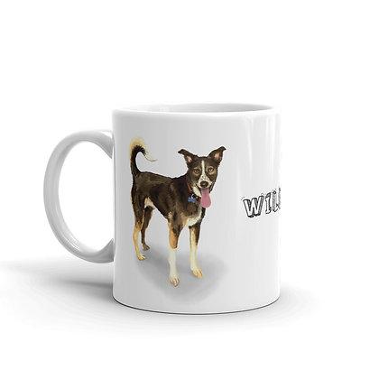 Willow Pup Mug