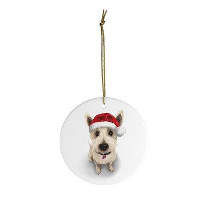 Livvie - Ornament