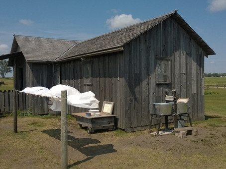 The Laura Ingalls, Little House Life