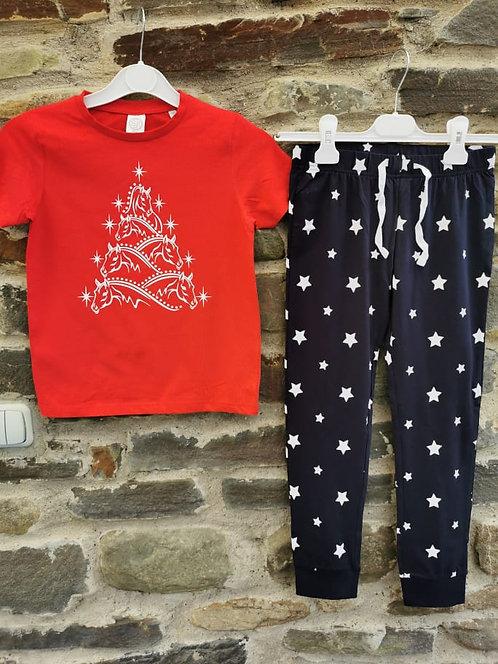 Family Matching Christmas PJs - Children's