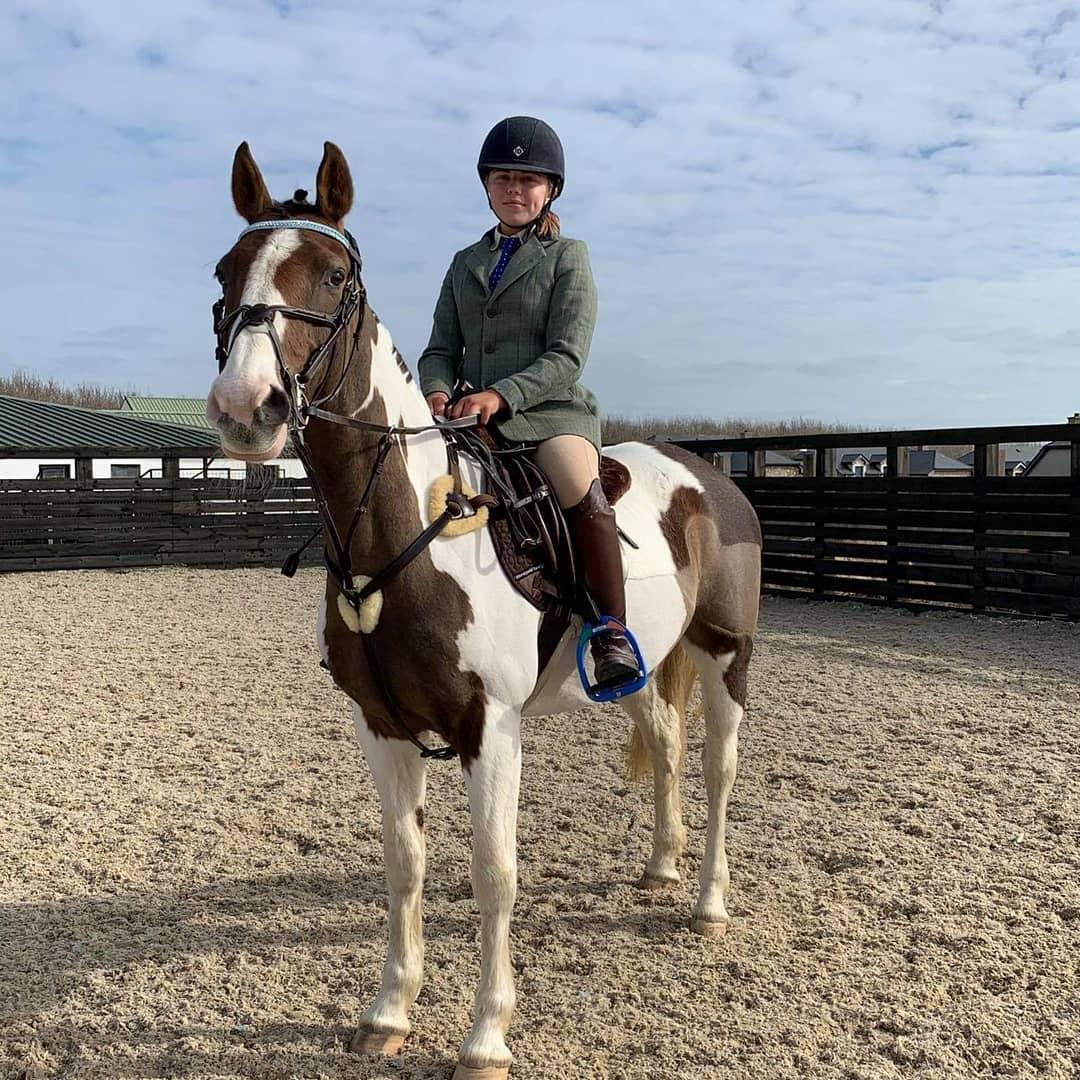 Eilish and Poppy - class 7