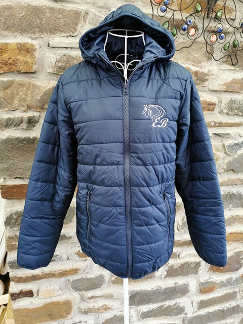 Childrens Padded Personalised Coat
