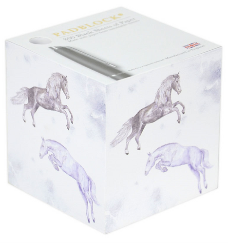 JP Equestrian Watercolour Collection Padblock
