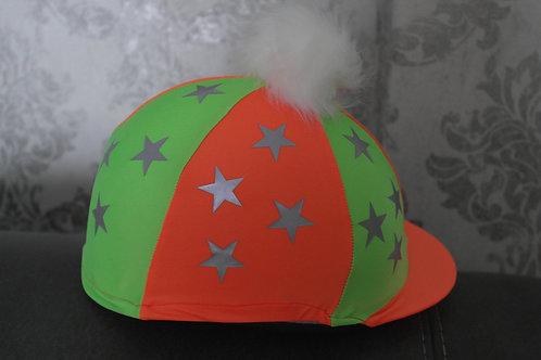 EB - Hi Viz Hat Cover