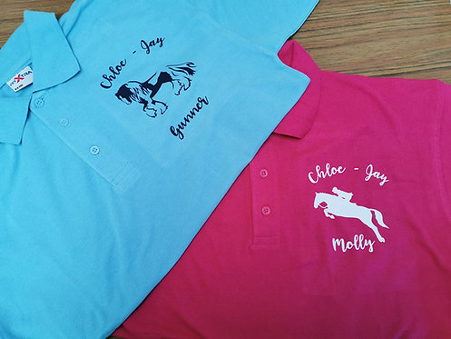 Value Range Polo - Printed