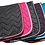 Thumbnail: Personalised Wave Saddle Pad