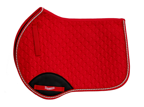 Personalised Saddle Pad