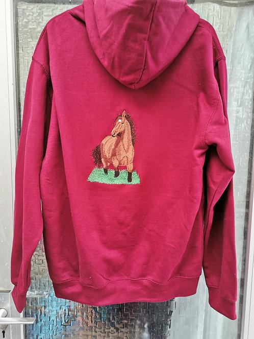 Medium hoody