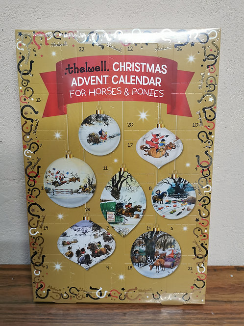 Thelwall Advent Calendar