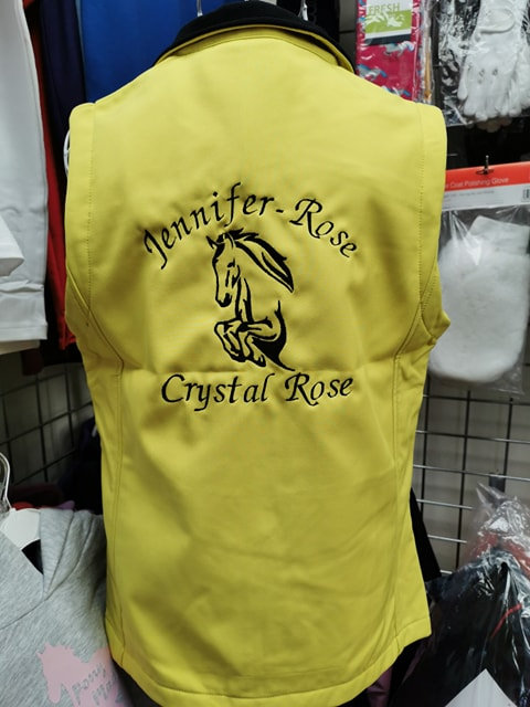 Personalised Bodywarmer