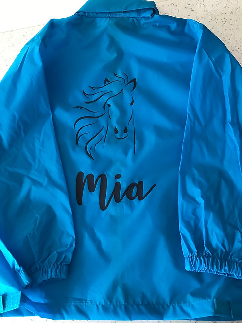Adults Personalised Lightweight Jacket