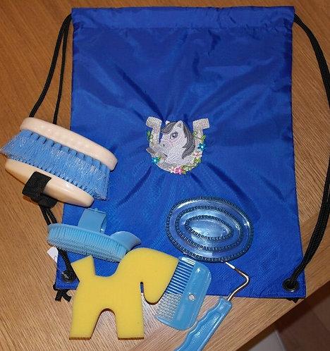 Personalised Grooming Bag
