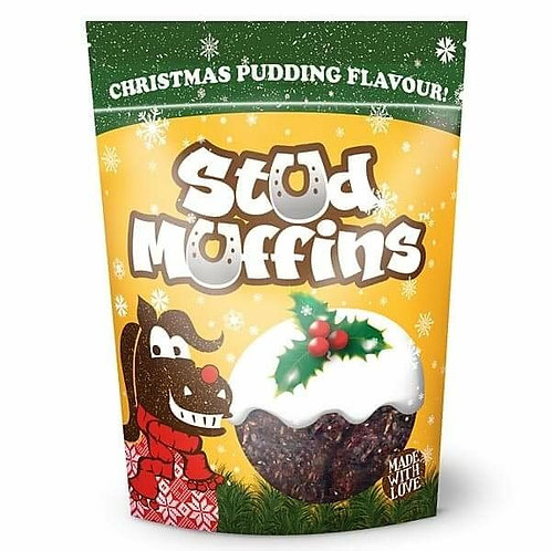 Stud Muffin - Christmas Pudding Flavour