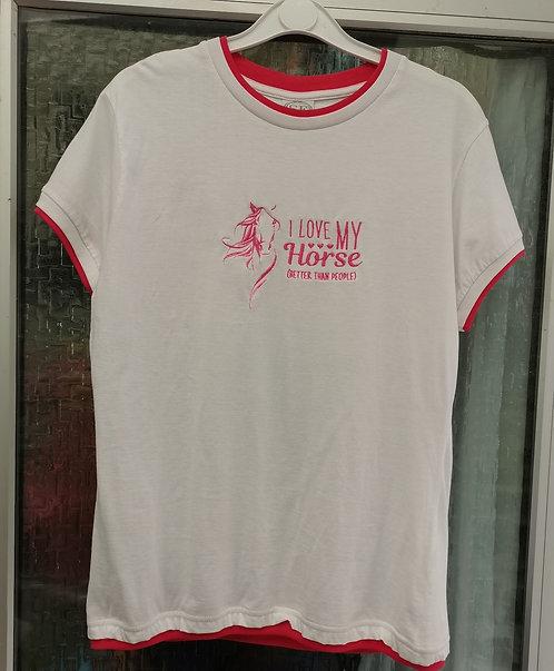 Ladies large tshirt