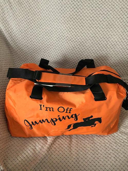 Personalised Show/ Yard bag